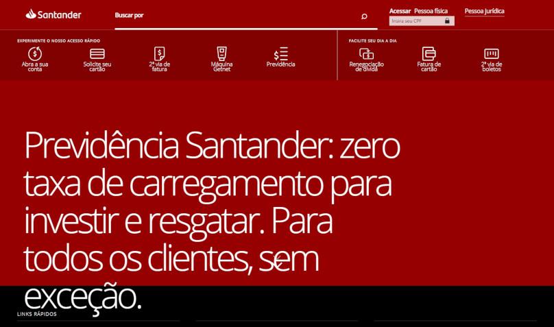 Banco Santander Telefone - Ouvidoria, SAC e 0800