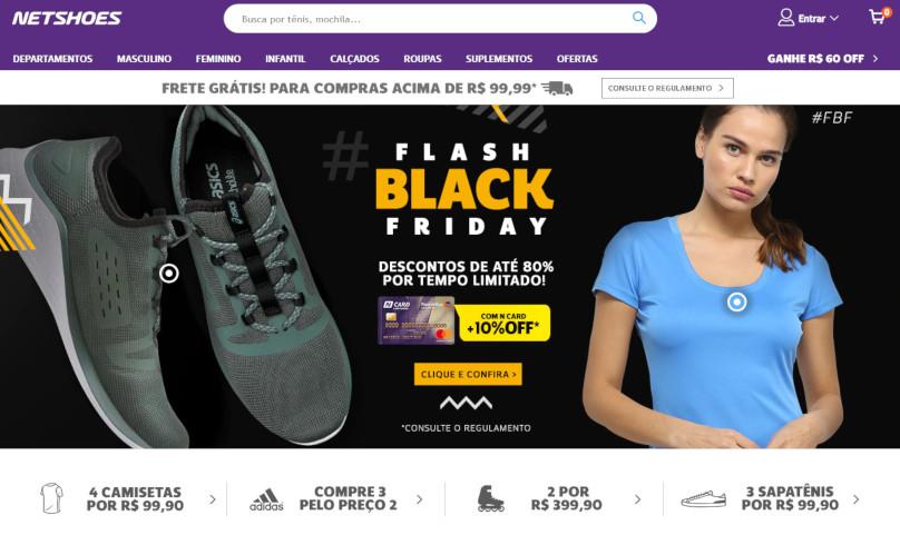 Telefone NetShoes - Loja Online