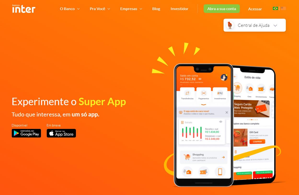 Banco Inter Telefone