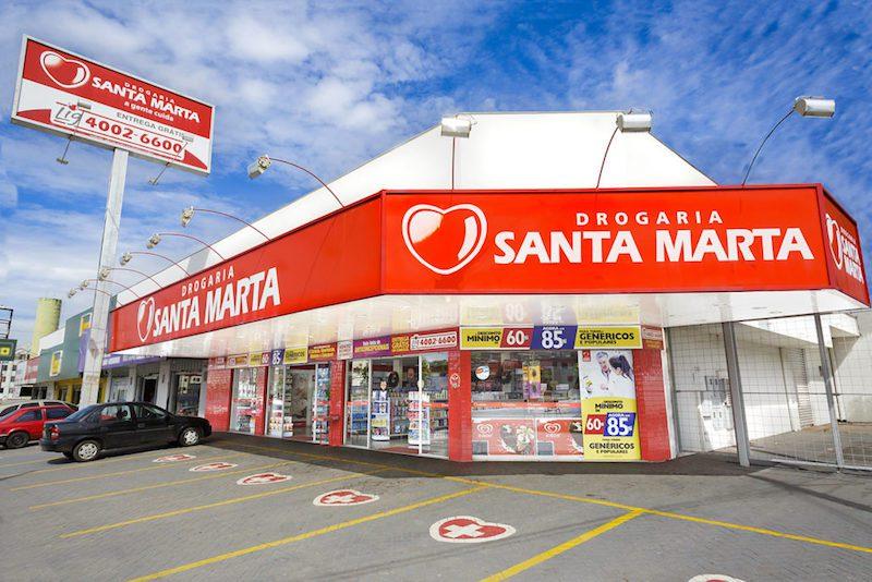 Drogaria Santa Marta Telefone