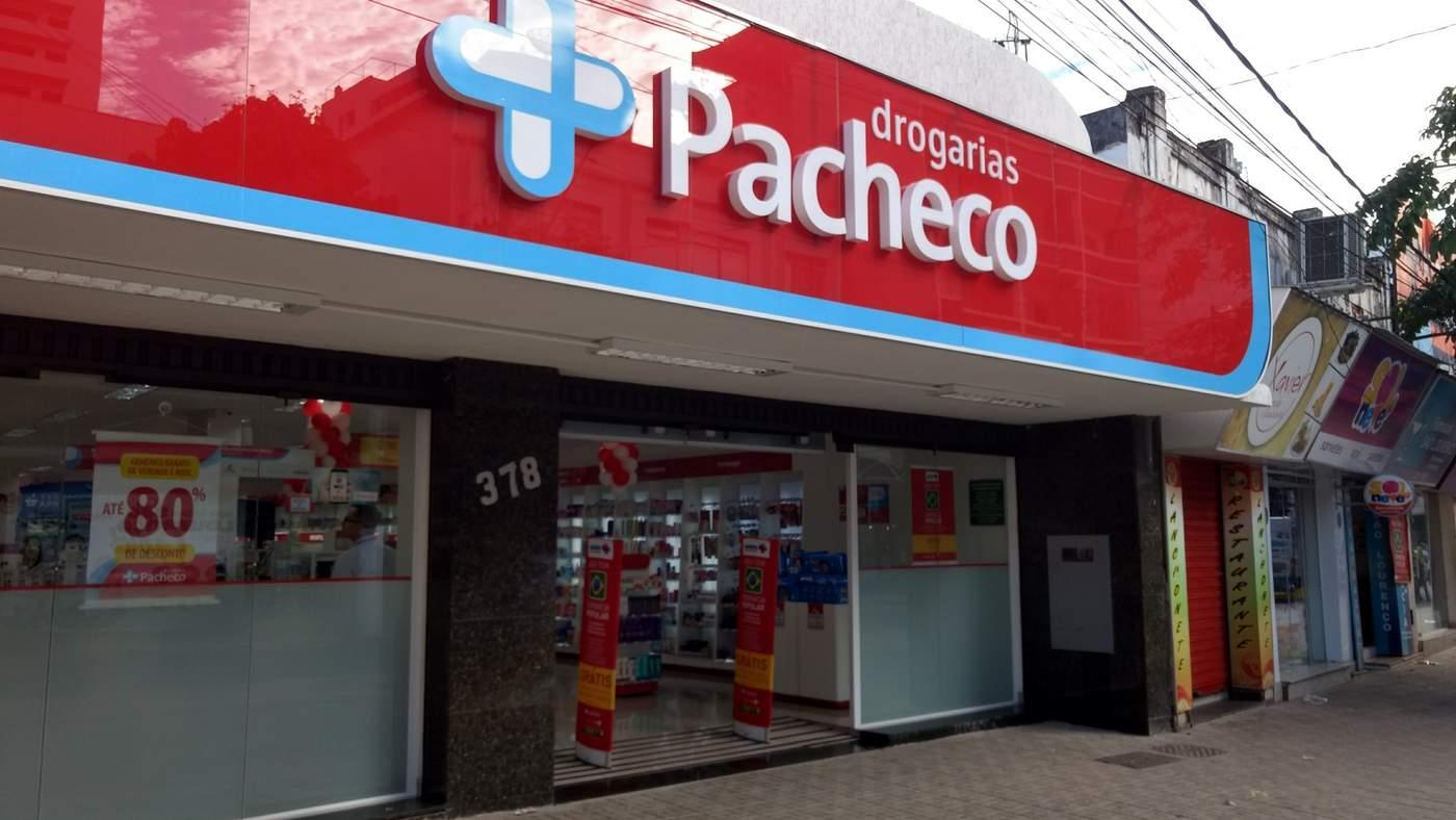 Drogarias Pacheco Telefone