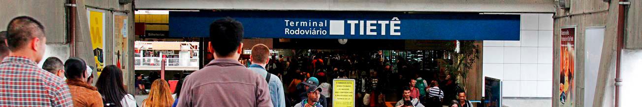 Terminal Rodoviário do Tietê Telefone