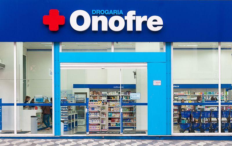 Drogaria Onofre Telefone