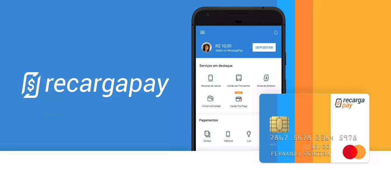 RecargaPay Telefone
