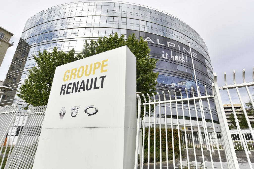 Renault Telefone